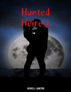 hunted heiress cover