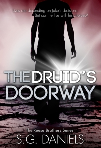 The Druid's Doorway - Front Cover