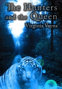 The Hunters and the Queen_blue